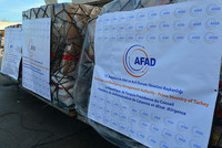 Turkey continues to extend its helping hand to those who are in need around the world through its state-run agencies. In its latest effort, the Disaster and Emergency Management Presidency of...