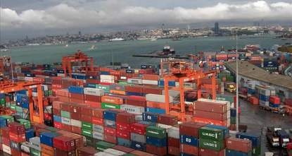 According to data released by Turkish Statistical Institute (TÜİK) on Friday, Turkey's foreign trade deficit decreased by 15.4 percent in 2014 compared to previous year.  TÜİK released the...