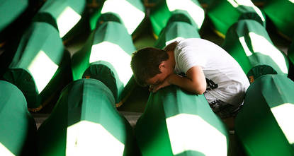The UN's Yugoslav war crimes court on Friday upheld life convictions of two Bosnian Serbs for their role in the Srebrenica massacre of almost 8,000 Muslim men and boys in 1995.   The Appeal...