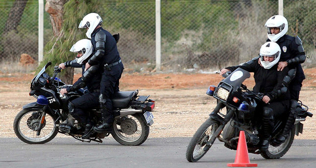 Turkey offers training to foreign police officers