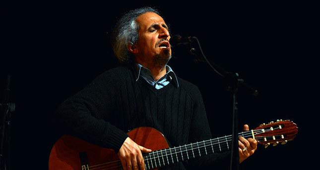 Iranian Mohsen Namjoo praises Turkish musicians