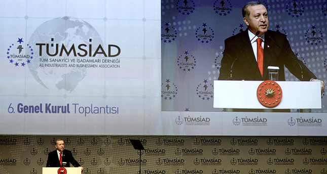President: Gülenists cooperate with MOSSAD