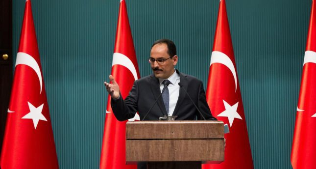 Turkey condemns Sargsyan's 'invitation' remarks