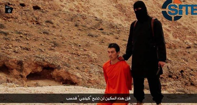 ISIS beheads Japanese journalist Goto