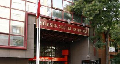 Turkey's High Election Board has announced the political parties that have been found eligible to take part in the June 7 parliamentary elections, in accordance with the legislation. Accordingly,...