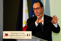 President Francois Hollande has condemned a group of French lawmakers for meeting with Syrian President Bashar al-Assad, whom he branded a