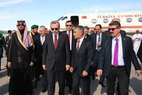 President Recep Tayyip Erdoğan is expected to pay a four-day official visit to Saudi Arabia to hold bilateral talks with the newly enthroned King Salman, who ascended to the throne when King...