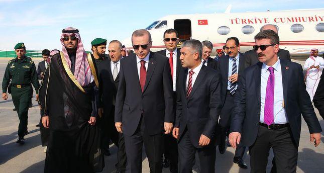 Erdoğan to visit Saudi Arabia, discuss changes