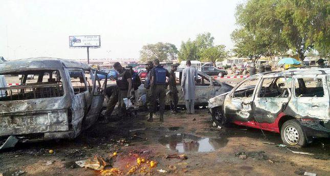 18 killed in suicide blast in northeastern Nigeria