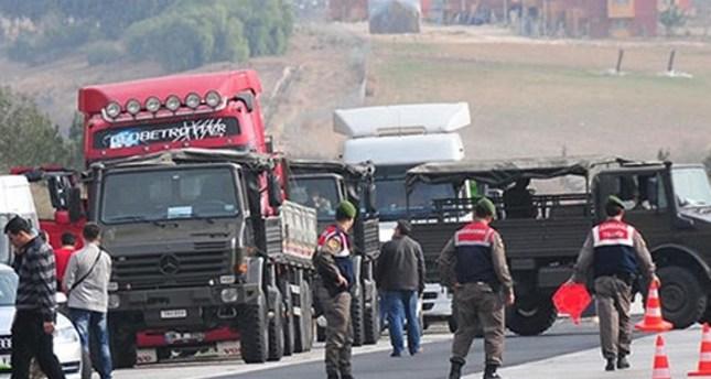 Gendarmerie officer arrested in MİT truck case