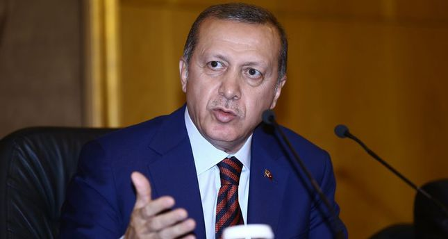 Erdoğan rules out Sissi's accusations