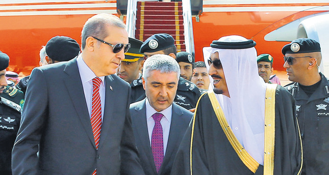 Turkey, Saudi Arabia team up to counter threats