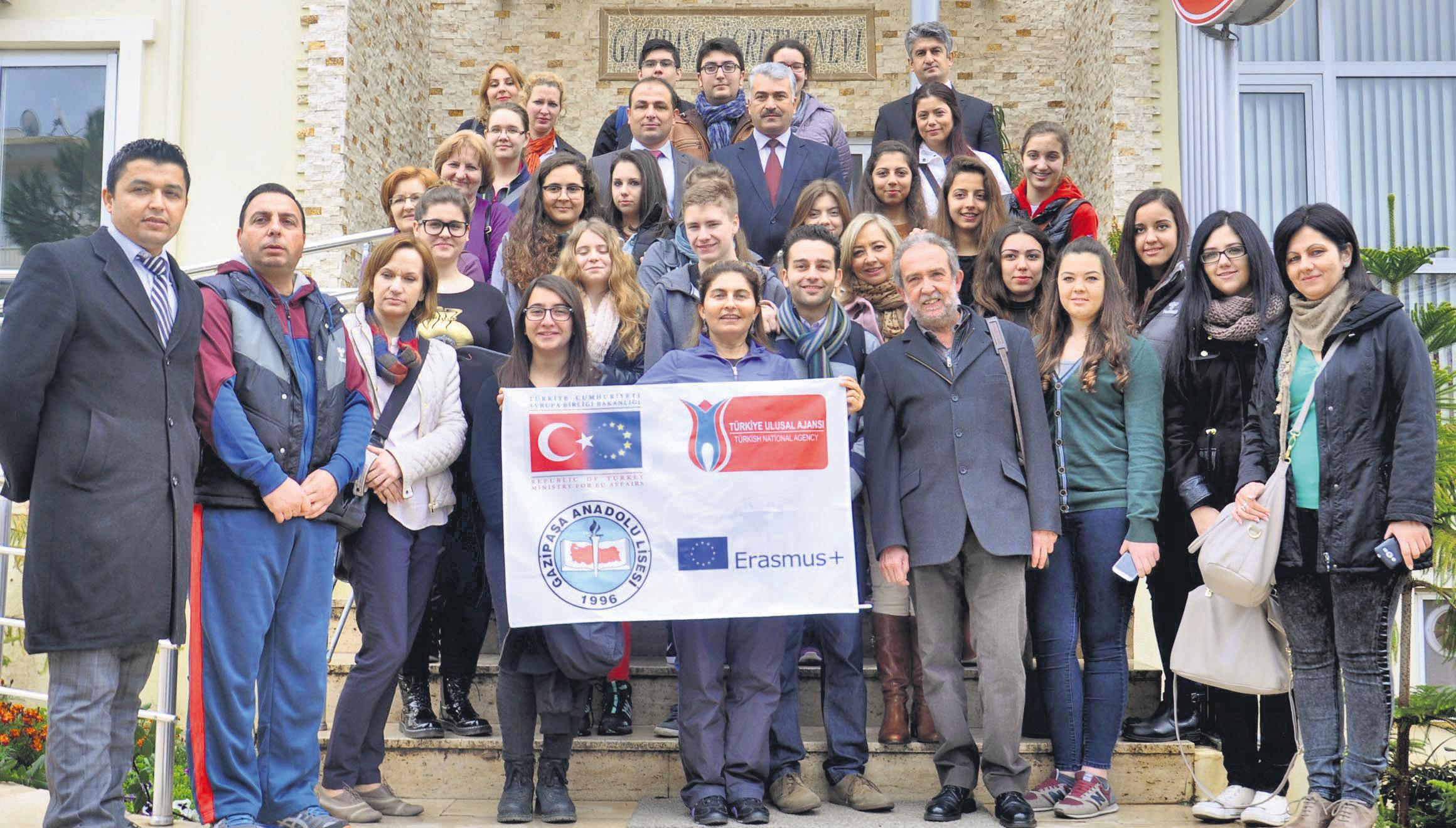 Half a million students to go to Europe on Erasmus
