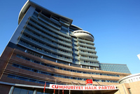 As the June 7 general election in Turkey approaches, the total number of candidates for nomination from for the opposition Republican People's Party (CHP) to compete for seats in Parliament was...