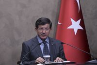 Prime Minister Ahmet Davutoğlu met with Portuguese President Cavaco Silva and Prime Minister Pedro Passos Coelho, followed by a joint press conference with the latter, after attending the first...
