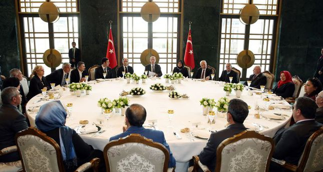 Experts to ensure Erdoğan's food safety at the palace