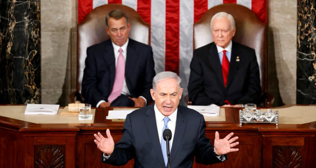 Netanyahu urges US Congress to oppose Iran deal