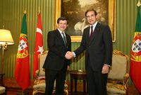 Portuguese Prime Minister Passos Coelho stressed on Tuesday the need to enable Turkey's accession to the European Union.