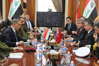 Turkey will stand by Iraq if an operation is undertaken to retake Mosul, Defense Minister İsmet Yılmaz, said on Wednesday.