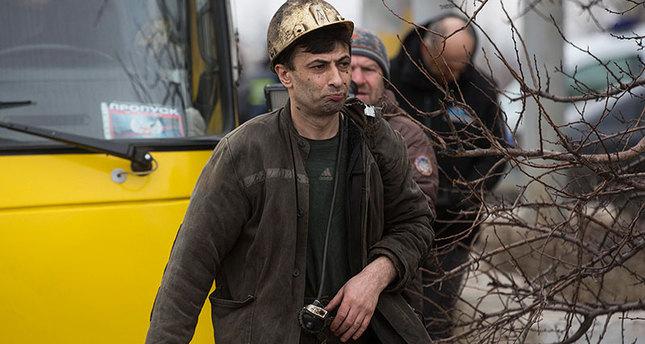 'At least 32 miners killed in east Ukraine mine blast'