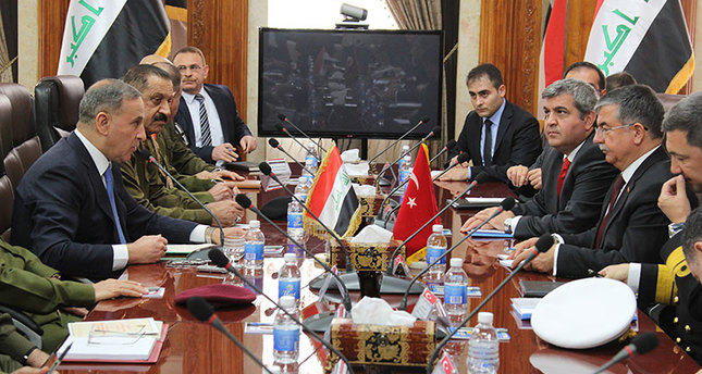 'Turkey to stand by Iraq in any Mosul operation'