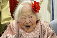 Misao Okawa, a Japanese woman certified as the world's oldest living person by Guinness World Records, celebrated her 117th birthday on Thursday.