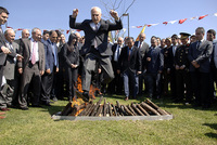Four nations will join together in eastern Turkey to celebrate the annual Nevruz festival on March 21 to mark the beginning of spring, the country's culture and tourism director in Igdir province...