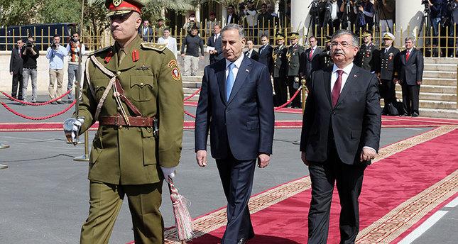 Turkey ready to train Iraqi army, says defense chief