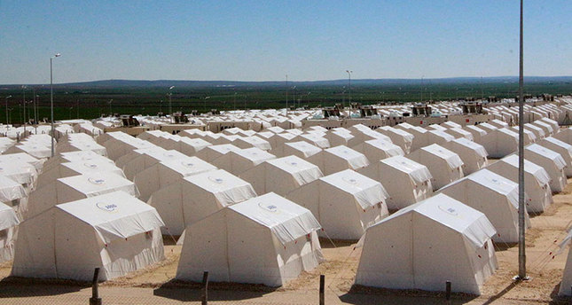 Turkey's biggest refugee camp officially opened