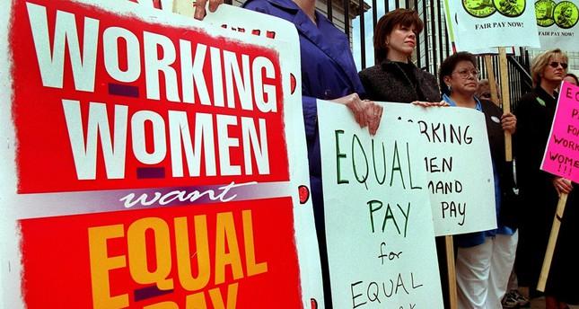 Women in EU still earn 16.4 percent less than men