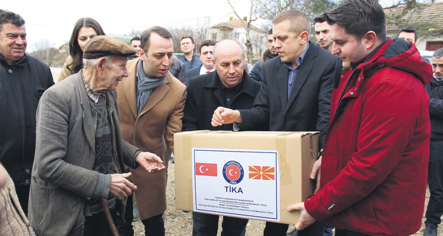 Turkish aid reaches out to more than 100 countries