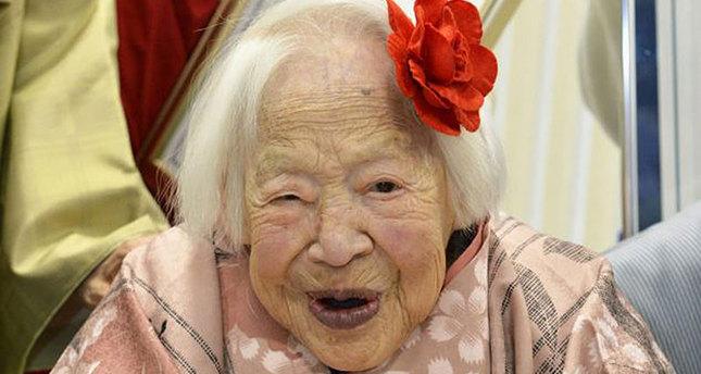 Okawa-shi Japan  city photos gallery : Japan: Misao Okawa certified as the world's oldest living person by ...
