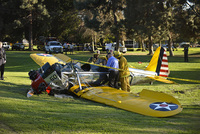 Harrison Ford crash-landed his World War II-era airplane after losing engine power, suffering serious but not life-threatening injuries as he used his years of piloting prowess to bring down the...
