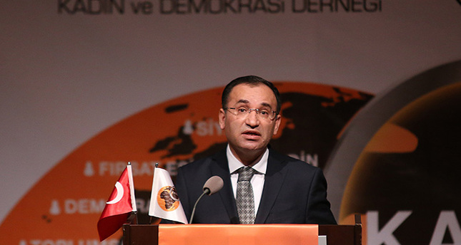 Turkish Minister of Justice resigns from post