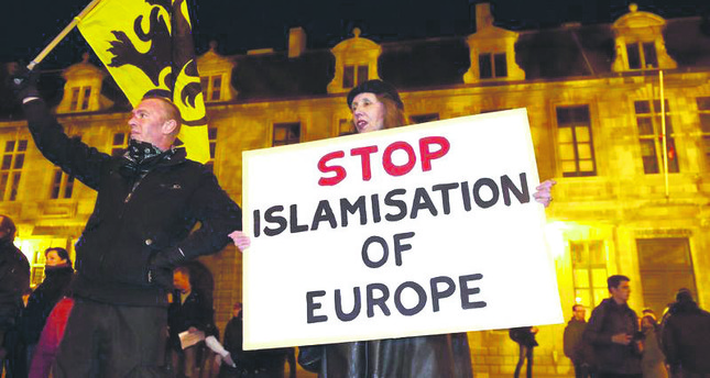Resultado de imagen para musulmanes vs europeos