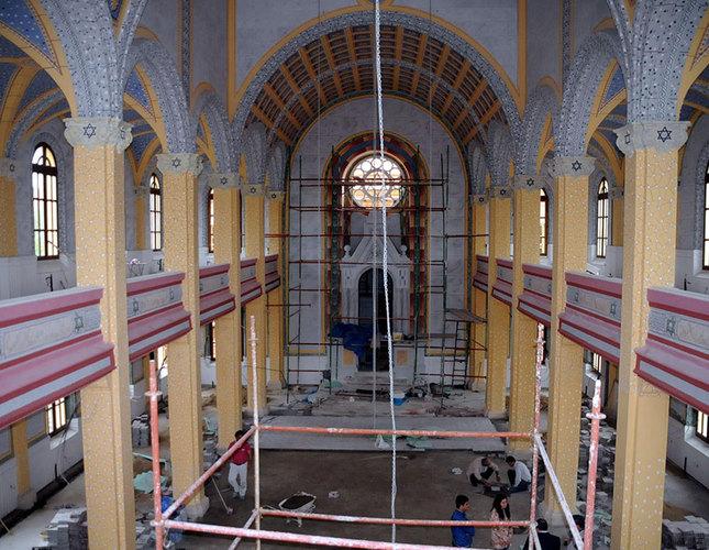 Edirne's synagogue soon to serve Turkeys Jewish community ...