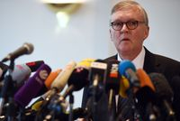 Germanwings' chief executive says the airline's current information is that 72 Germans, 35 Spanish citizens and two Americans were on board the flight that crashed in southern France.  Thomas...