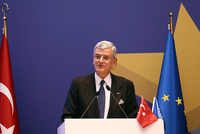 EU Minister and Chief Negotiator Volkan Bozkır claimed that the Gülen Movement and the opposition in Turkey have been negatively influencingTurkey's image abroad.