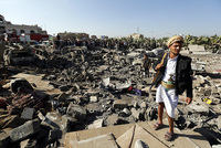 Saudi Arabia has pounded targets of the Iran-backed Shiite Houthis, who have attempted to oust the Gulf-backed and internationally recognized President Abd-Rabbu Mansour Hadi. Several countries...