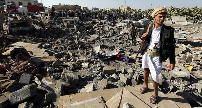 Saudi-Iran war begins as anti-Houthi coalition set up