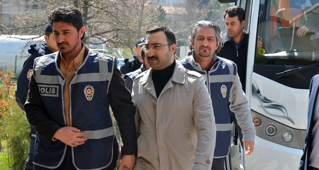 62 Gülenists sent to court for arrest in cheating probe