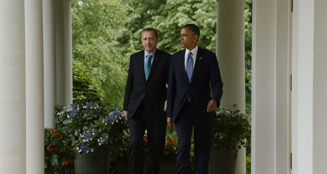 Obama, Erdoğan discuss Yemen crisis, Iran and ISIS fight