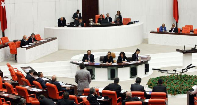 Turkish Parliament approves domestic security package