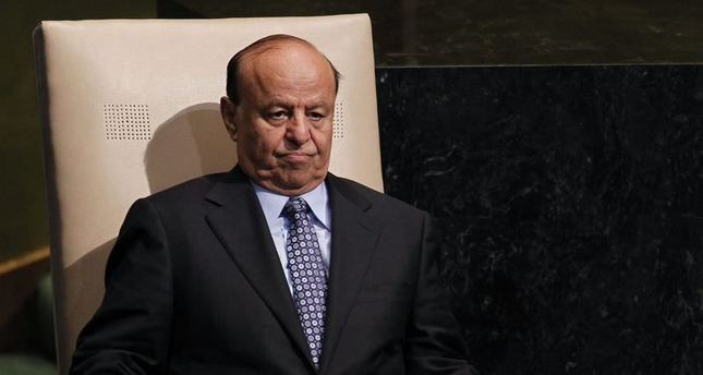 Yemen's Hadi arrives in Egypt for Arab League summit