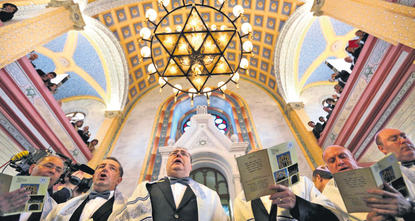 Renovated over a four-year period and funded by the government, Kal Kadoş ha Gadol Synagogue was reopened on Thursday. It will serve as both a museum and as a place of worship as a part of Turkey's...