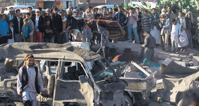 Yemeni civilians stuck between Saudi-Iranian proxy war