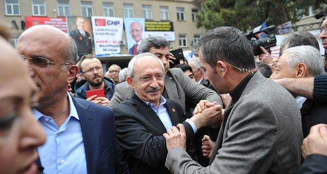 CHP primaries eliminate party opposition figures