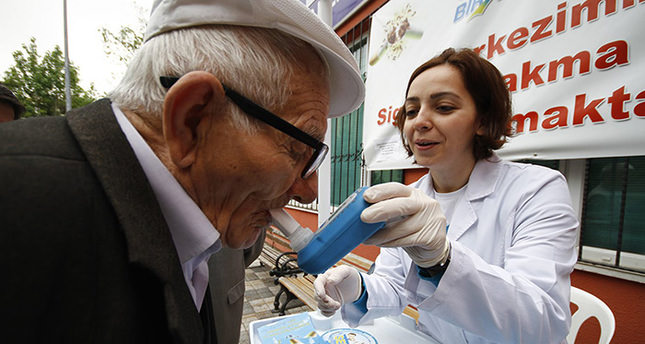 Heart disease, smoking-related cancer plague Turkey