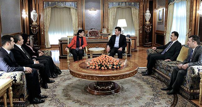 HDP passes Öcalan's disarmament message to Barzani