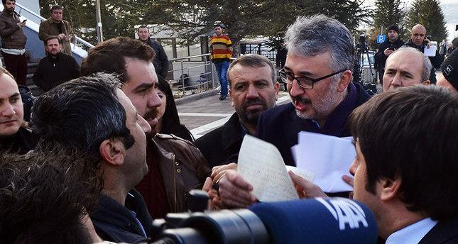 Former vice president of TÜBİTAK detained